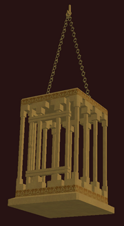 Love's Gilded Cage (Visible)