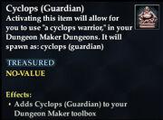 Cyclops (Guardian)