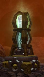Arcane defense pillars