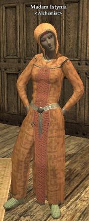 Madam Istynia