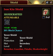 Iron Kite Shield