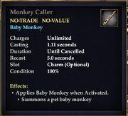 Monkey Caller
