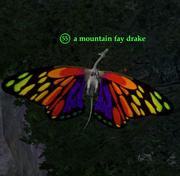 A mountain fay drake