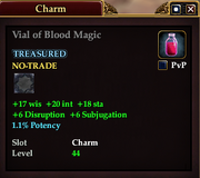 Vial of Blood Magic