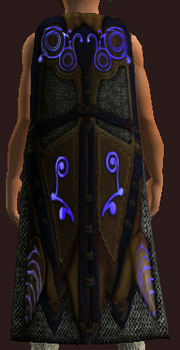 Withering Whispers Cloak (Equipped)