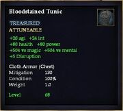 Bloodstained Tunic