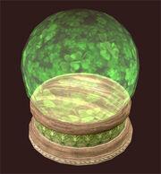 Lucky-oversized-clover-globe