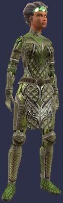 Natura's Grace (Armor Set) (Visible, Female)