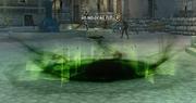An undead rift