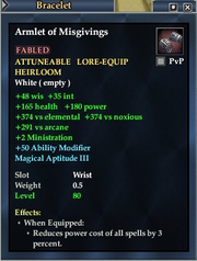 Armlet of Misgivings