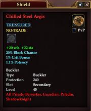 Chilled Steel Aegis