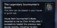 The Legendary Journeyman's Boots
