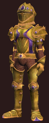 Runescribed (Armor Set) (Visible, Male)