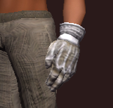 Adept's Woven Gloves (Equipped)