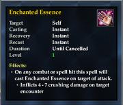 Enchanted Essence