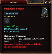 Dragoon's Bracers