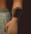 Bracers of the Red Shadow (Equipped)