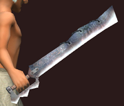 Forestcleaver (Equipped)