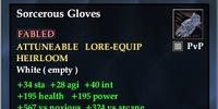 Sorcerous Gloves