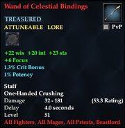 Wand of Celestial Bindings