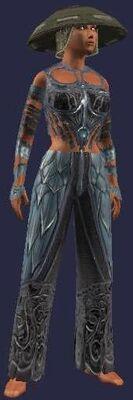 Intuitive Grace (Armor Set) (Visible, Female)
