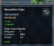 Shrumbler Grips