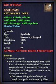 Orb of Tishan