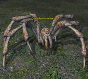 A dust crawler (Butcherblock Mountains)