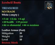 Iceshelf Boots