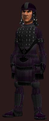 Stormbringer's Venerable (Armor Set) (Visible, Male)