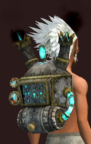 Tinkerer's Thaumic Powered Backpack (Equipped)