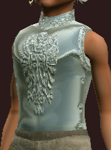 Shimmering Star Breastplate (Equipped)