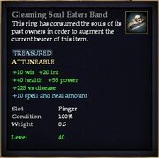 Gleaming Soul Eaters Band