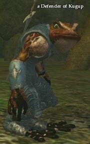 A Defender of Kugup (Hidden VoK)