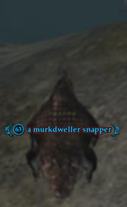 A murkdweller snapper