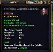 Venemous Vanguard Leggings