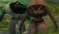 Frogloks - 'Hunted' 02