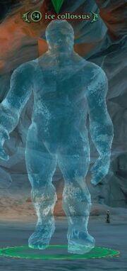 Ice collossus