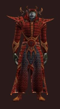 Beguiler's Seraphic (Armor Set) (Visible, Male)