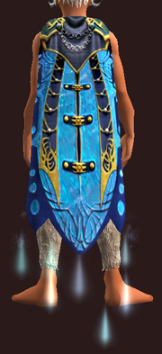 Cloak of Crystalline Waters (Fighter Equipped)