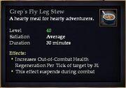 Grep's Fly Leg Stew