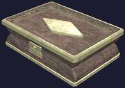 Legendary Theme music box (Visible)