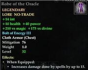Robe of the Oracle