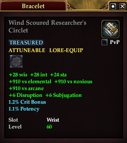 Wind Scoured Researcher's Circlet