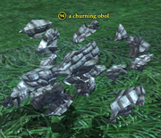 A churning obol