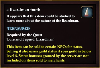 File:A lizardman tooth.jpg