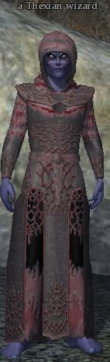 A Thexian wizard