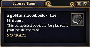 File:A goblin's notebook - The Hideout (House Item).jpg