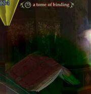Tome of binding