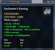 Enchanter's Earring